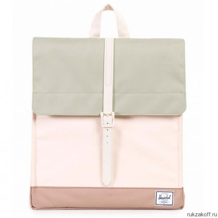 Рюкзак Herschel City Natural Tea Brindle Rubber