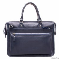 Cумка деловая Lakestone Halston Dark Blue