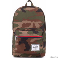 Рюкзак HERSCHEL POP QUIZ MID-VOLUME WOODLAND CAMO