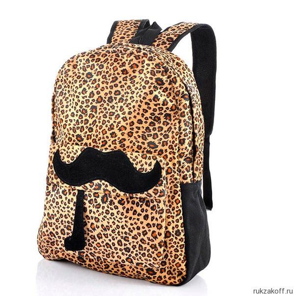 Рюкзак леопардовый купить рюкзаки для походов в горы
