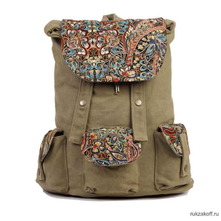 e6dd4aa8662d Женский городской рюкзак (Pattern) full купить по цене 2 690 руб. в ...