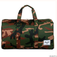 Сумка HERSCHEL NOVEL WOODLAND CAMO