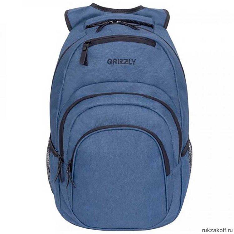bb8fa949a20f Рюкзак Grizzly RQ-900-11 Синий купить по цене 3 042 руб. в Москве ...