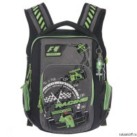 Рюкзак Grizzly Racing Lime RB-630-1