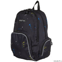 Рюкзак Polar 17303 Black/Blue