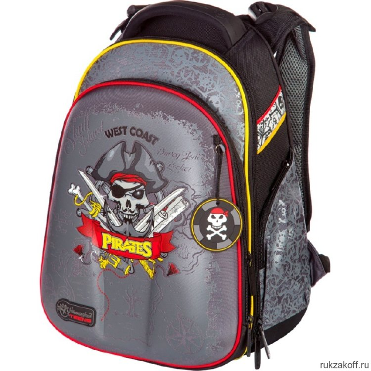 9a54b70a8680 Школьный ортопедический рюкзак Hummingbird Pirate T60 купить по цене ...