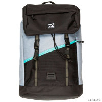 Рюкзак BILLABONG TRACK PACK BLACK/MINT