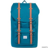Рюкзак HERSCHEL LITTLE AMERICA MID-VOLUME INDIAN TEAL/TAN