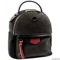 Рюкзак David Jones 3539 A CM BLACK BLACK