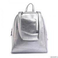 c6348f5f110b Серебряный рюкзак женский - купить серебристый женский рюкзак в ...