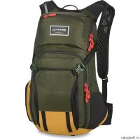 Велорюкзак Dakine Drafter 14L Jungle