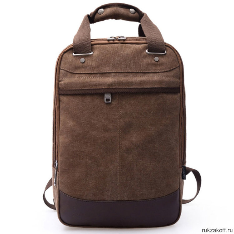5ed2da2d4162 Мужской рюкзак-сумка Trip Doc (коричневый) купить по цене 2 290 руб ...