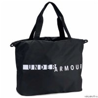 Сумка Under Armour Favorite Graphic Tote (белые буквы)