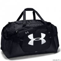 Сумка Under Armour Undeniable Duffle 3.0 XL Чёрная