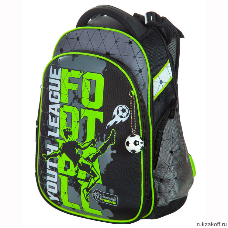 3d4e3614ee44 Школьный рюкзак-ранец Hummingbird T83 Football купить по цене 4 100 ...