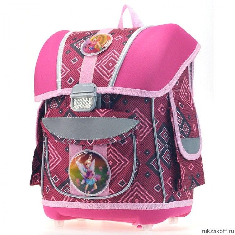 ec17b5439e78 Рюкзак для школы Crazy Mama розовый купить по цене 2 600 руб. в ...