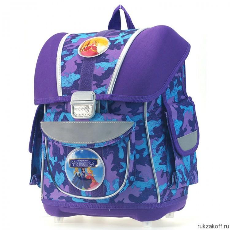 ebf90f7c8266 Рюкзак для школы Crazy Mama фиолетовый купить по цене 2 900 руб. в ...