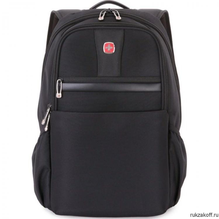 7811c34d0faa Деловой рюкзак Wenger 6369202406 черный купить по цене 5 710 руб. в ...