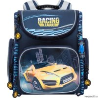 Школьный ранец Grizzly Racing League Blue Ra-770-7