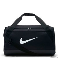 Сумка Nike Brasilia (Small) Training Duffel Bag Чёрная