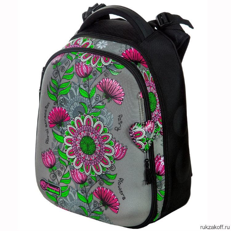 54b4302e4b91 Школьный рюкзак-ранец Hummingbird T89 Flowers купить по цене 4 100 ...