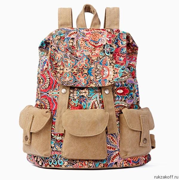 d337a4d24ca3 Женский городской рюкзак (Pattern) купить по цене 2 690 руб. в ...