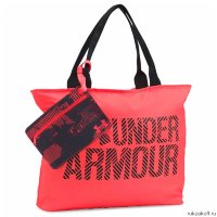 Сумка Under Armour Big Wordmark Tote 2.0 Красный