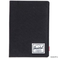 Обложка на паспорт Herschel RAYNOR PASSPORT HOLDER BLACK