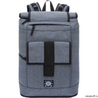 Рюкзак Grizzly Valise Gray Ru-702-2