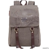 Рюкзак Grizzly OldCanvas Brown Ru-620-1