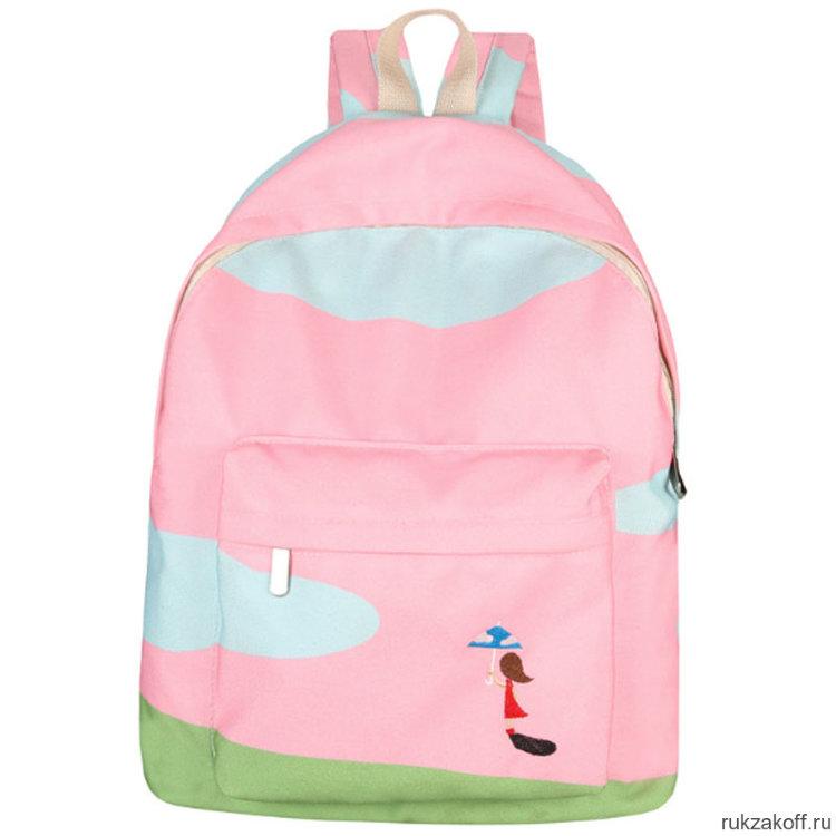 a318c5276d58 Молодежный рюкзак Розовое небо купить по цене 1 290 руб. в Москве ...