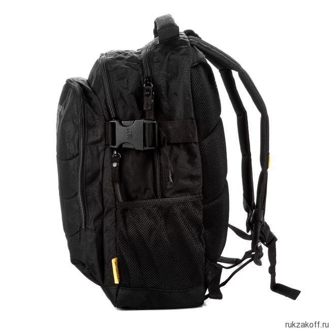 Рюкзак caterpillar millennial черный 82985-01 сумка рюкзак распродажа