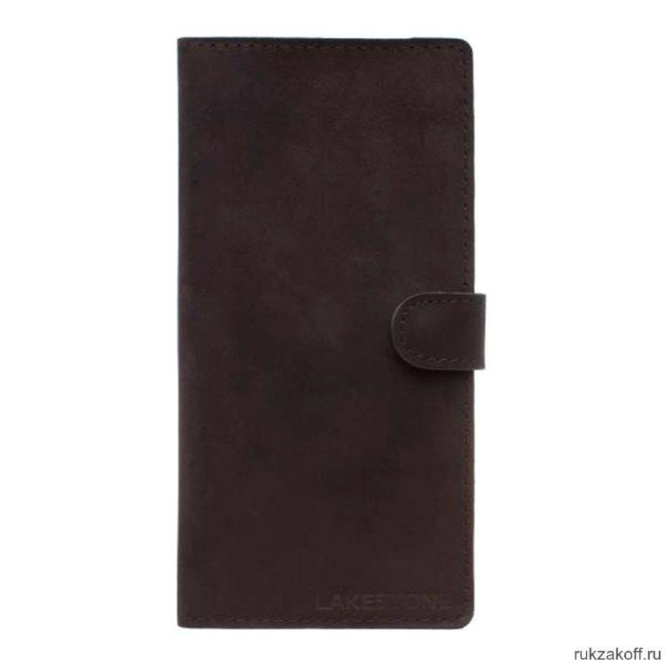 6c6d5b78736a Кошелек-клатч Lakestone Oram Black купить по цене 3 490 руб. в ...