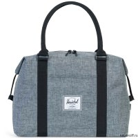 Сумка Herschel STRAND Raven Crosshatch/Black