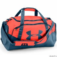 Сумка Under Armour Undeniable Duffle 3.0 MD Красный/синий