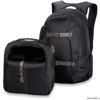 Фото рюкзак Dakine Mission Photo 25L Black