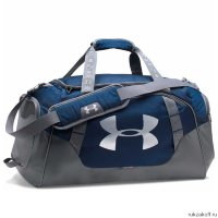 Сумка Under Armour Undeniable Duffle 3.0 MD Синий/серый
