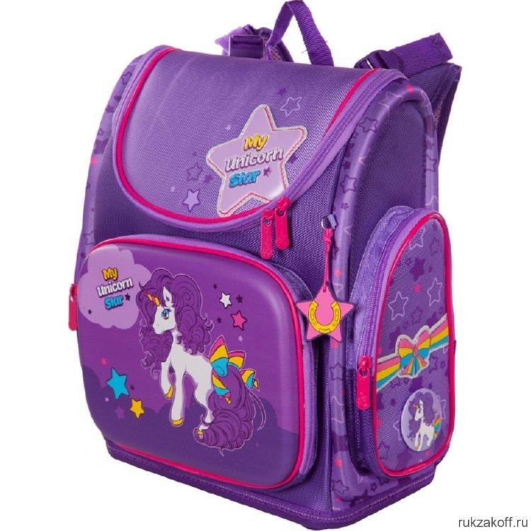 7bc0009e2096 Школьный ранец Hummingbird My unicorn star NK7 купить по цене 4 250 ...