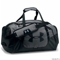 Сумка Under Armour Undeniable Duffle 3.0 SM Темно-серый