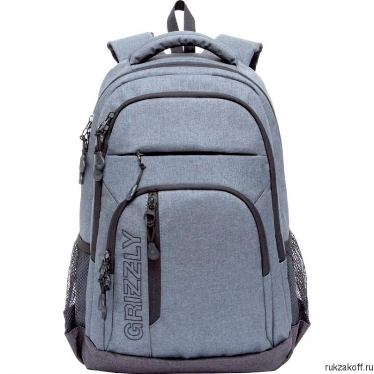 bab354e2160a Рюкзак Grizzly Cobble Gray Ru-700-5 купить по цене 3 312 руб. в ...