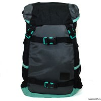 Рюкзак NIXON LANDLOCK BACKPACK SE BLACK/ARUBA