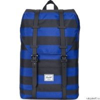 Рюкзак Herschel RETREAT YOUTH Black Surf