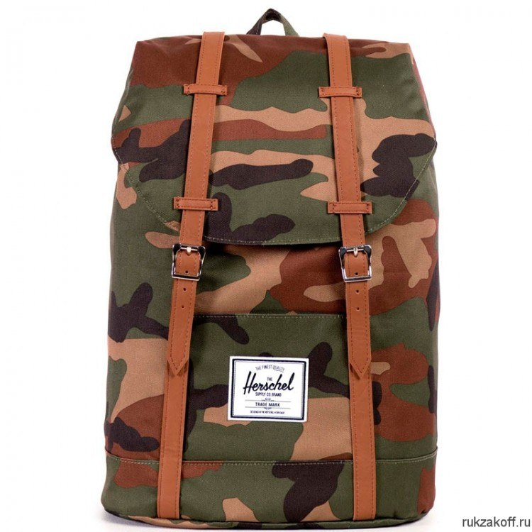Рюкзак Herschel Retreat WOODLAND CAMO
