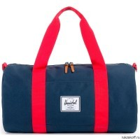 Сумка Herschel SUTTON MID-VOLUME NAVY/RED