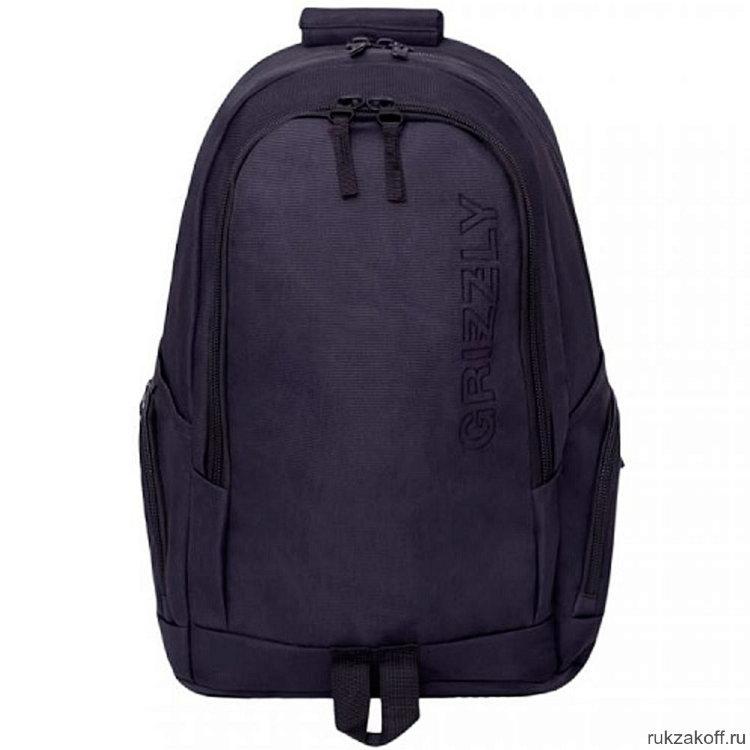 a47ebb5ac2ac Рюкзак Grizzly RU-809-1/4 (/4 черный) купить по цене 2 878 руб. в ...
