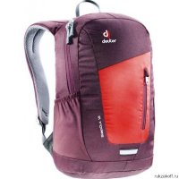 Рюкзак Deuter Stepout 12 бордовый