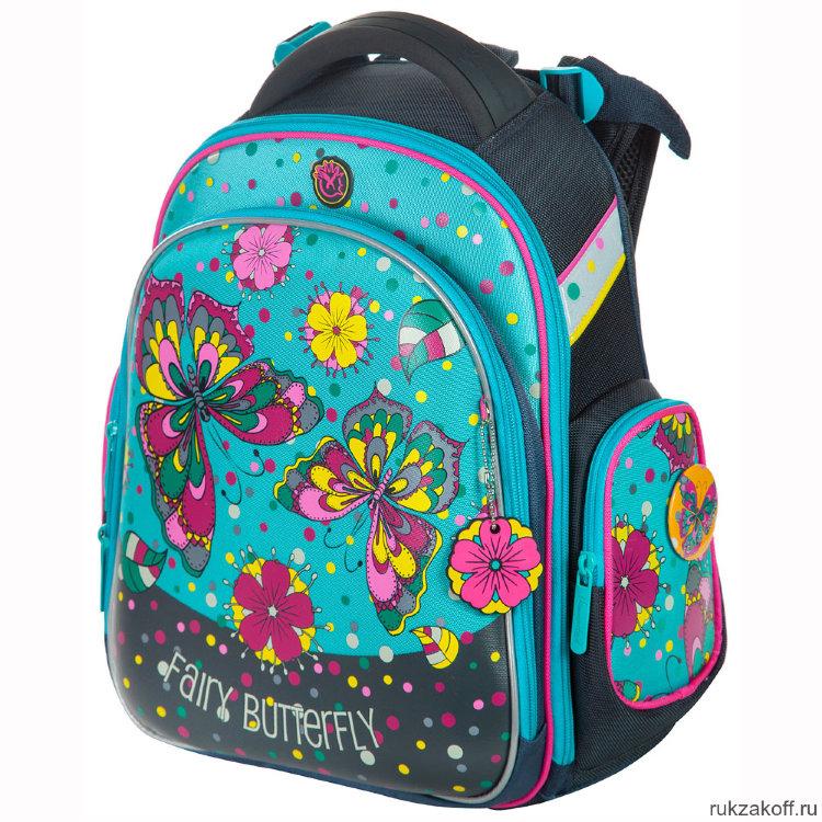 87c74e2877ec Школьный рюкзак-ранец Hummingbird TK41 Fairy Butterfly купить по ...