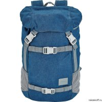Рюкзак NIXON LANDLOCK BACKPACK SE NAVY/GRAY
