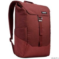Рюкзак Thule Lithos Backpack 16L Burgundy