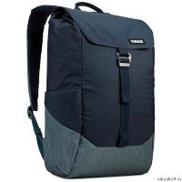 Рюкзак Thule Lithos Backpack 16L Carbon Blue